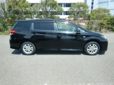 2010 Toyota Wish (Just Imported)