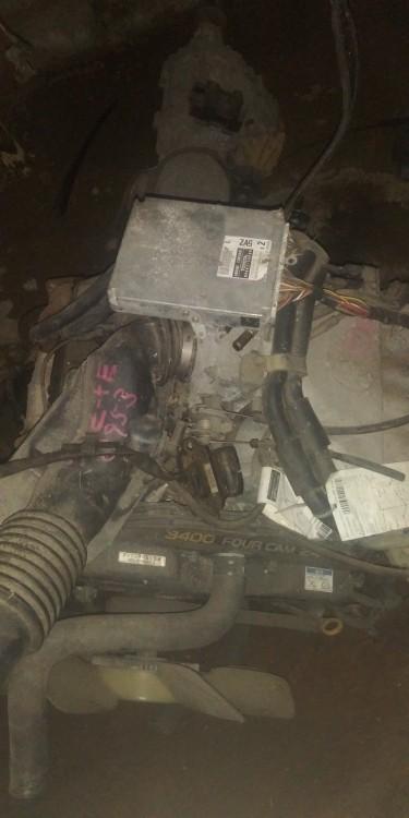 Toyota T100/Prado Engine And Transmission