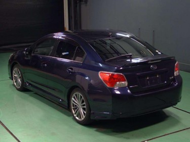 2012 Fully Loaded Subaru G4