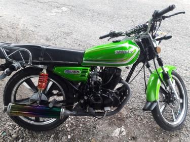 2018 Zamco Bike