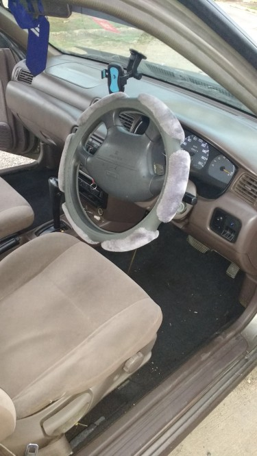 1996 Nissan B14, Clean Inside Out. Sound System