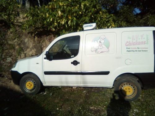 2009 Fiat Frazer Van