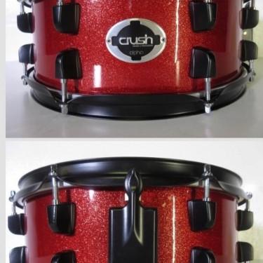 Crush Complete Drum Kit W/ Hardware