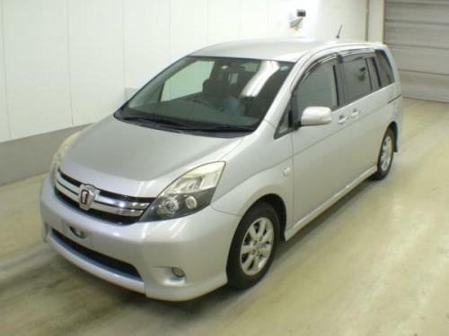 2010 Toyota Isis Platana