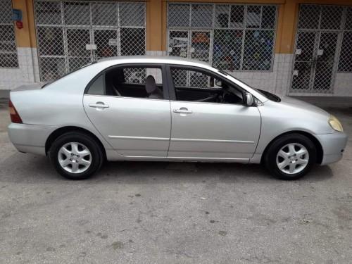 2002 Toyota Kingfish