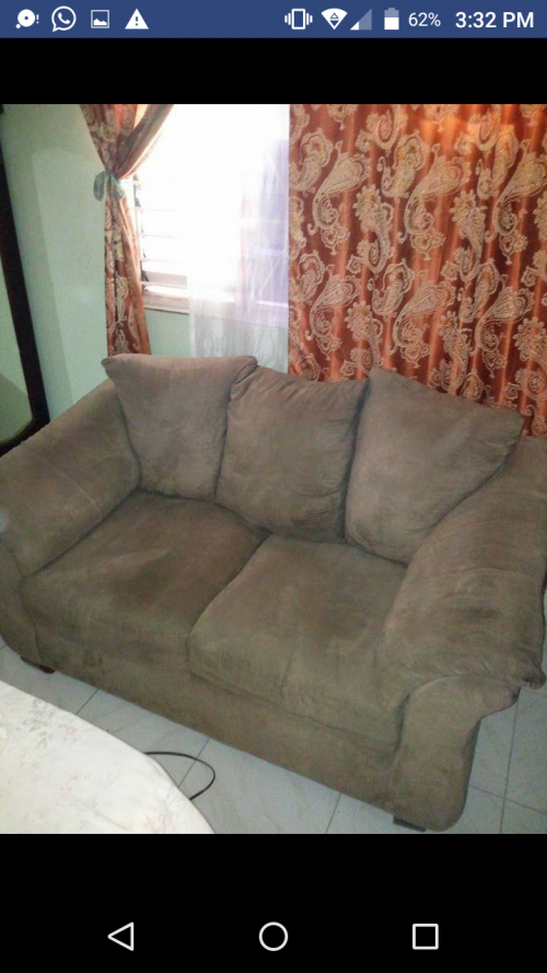 Two Seater Luxury Settee