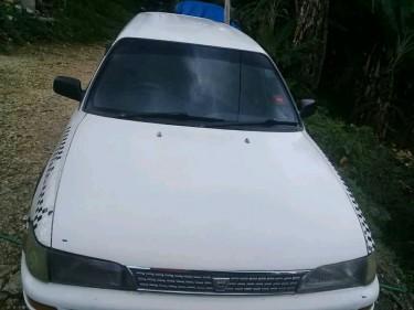 1999 Toyota Corolla Wagon