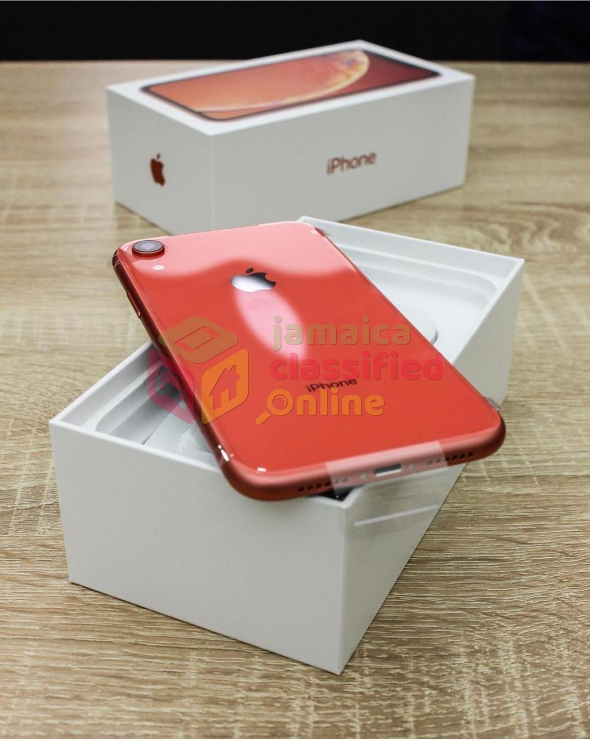 Apple IPhone XR 256GB UNLOCKED for sale in Kingston Kingston