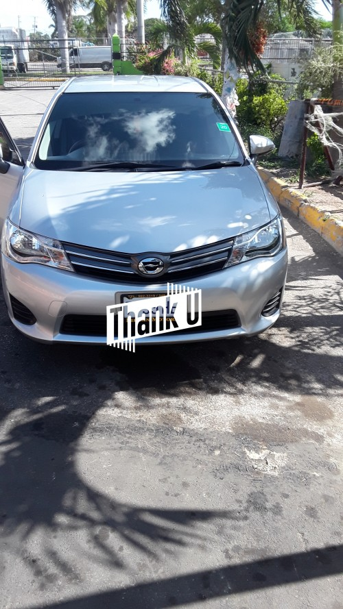 Toyota Axio For Sale 2015