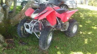 Honda 4 Wheel Bike