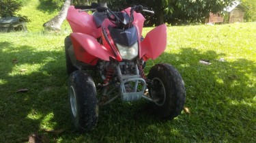 Honda Motor Bike