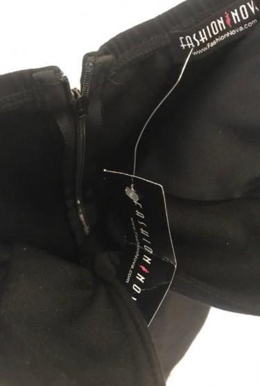 BRAND NEW BLACK JUMPSUIT