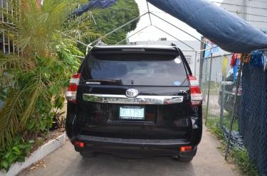 2013 Toyota Prado
