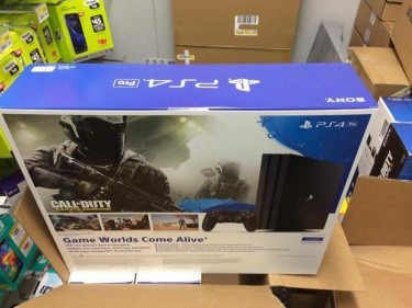 Sony PlayStation 4 Pro 1TB @ Discount Rates