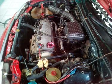 1990 Honda Civic Ef