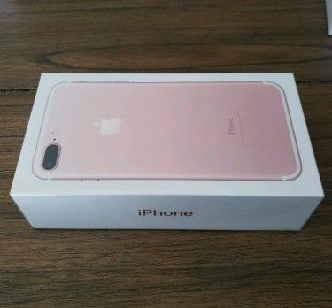 Brand New Apple Iphone 7plus 256gb