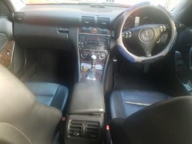 2005 Mercedes Benz