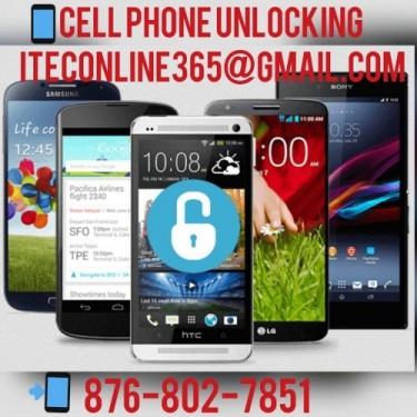 Cell Phone Unlocking