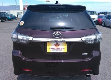 2014 Toyota Wish For Sale