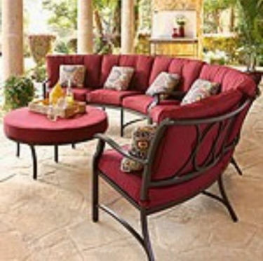 CUSTOM BUILD YOUR OWN BEAUTIFUL PATIO SET