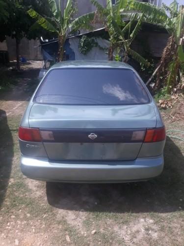 1995 Nissan B14