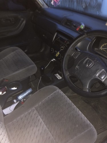 1999 B20 Honda CRV