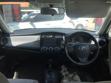 2014 Toyota Axio For Sale