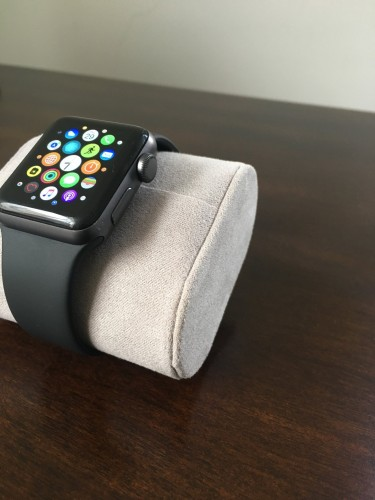 APPLE WATCH SERIES 3 SPACE GRAY WITH SPORTS BAND