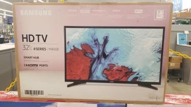 SAMSUNG SMART HDTV