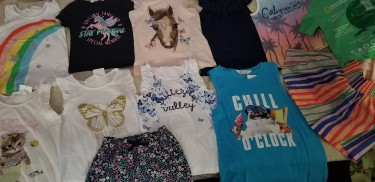 CLEARANCE ON TODDLER CLOTHING