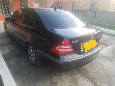 2005 Mercedes Benz C180 Kompressor