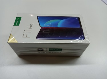 New OPPO F11 Pro 64GB + 6GB Ram - 48MP Original.