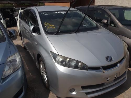 Newly Imports...probox Toyota Wish