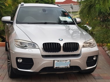 2013 BMW X6 M PACKAGE