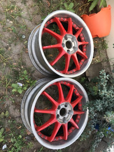 17 Rims For Sale In Good Condition Never Work On