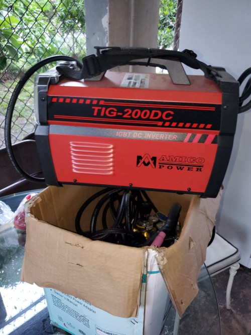 This Is A Welding Plant Brand New