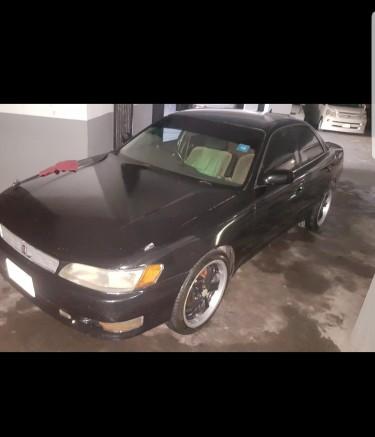 1993 Toyota Mark II