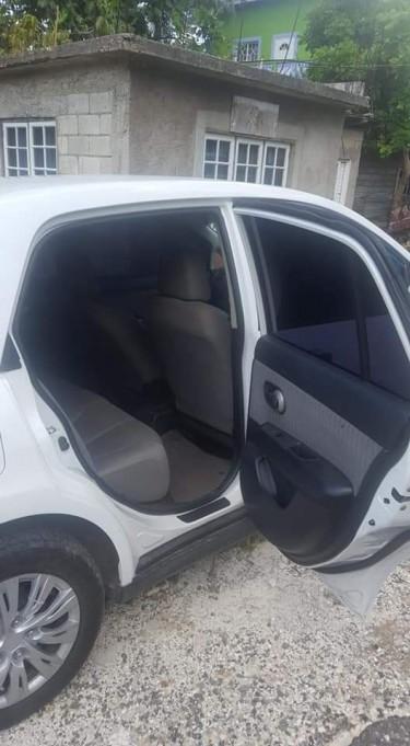 2010 Nissan Tiida Latio