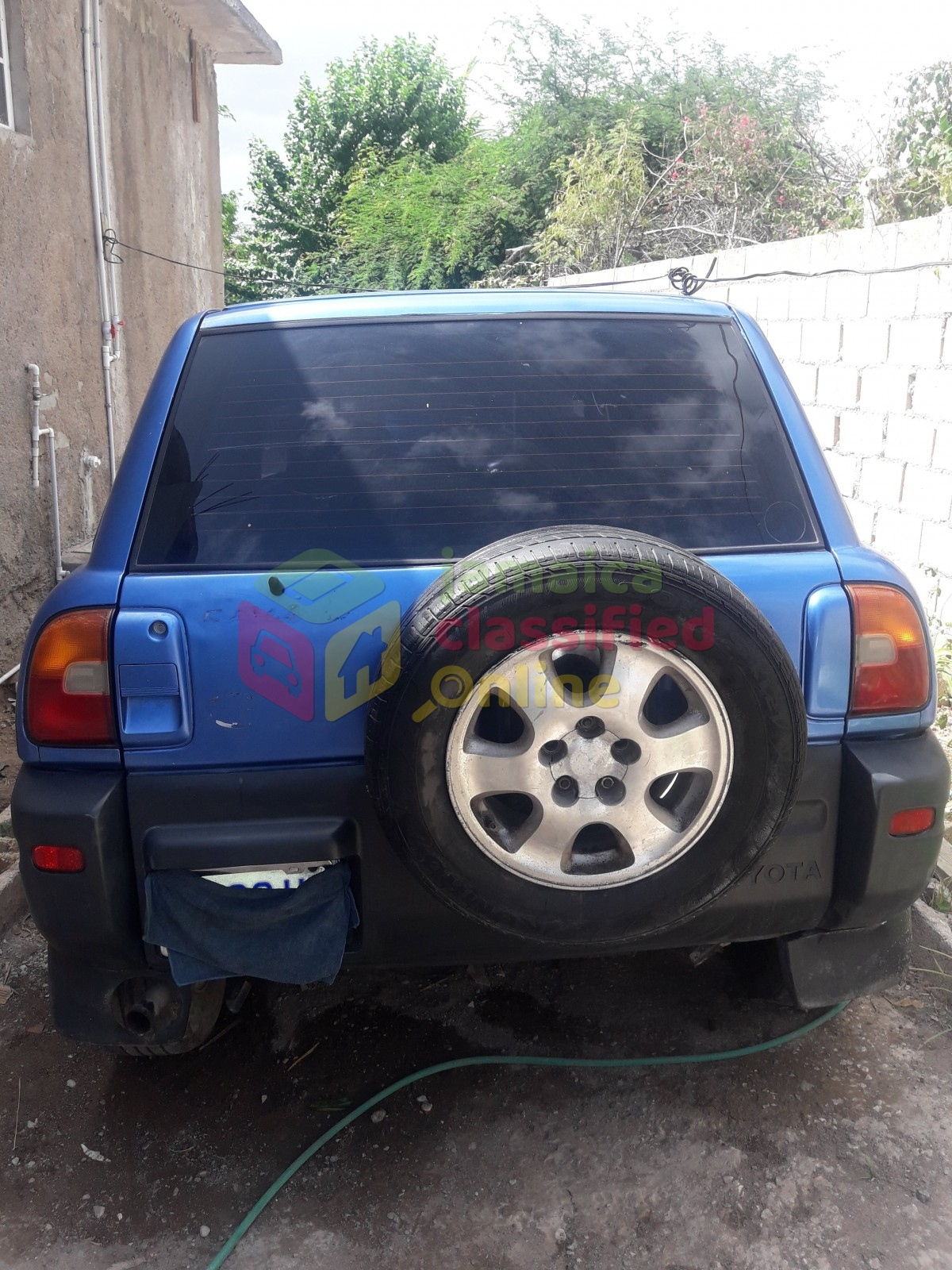 1995 Toyota Rav4 For Sale in Spanish Town St Catherine - Cars
