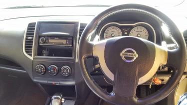 2007 Nissan WingRoad Nismo