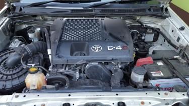 2013 Toyota Hilux Vigo Champ Sportivo