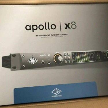 Universal Audio/Apollo X8P Thunderbolt 3 Interface