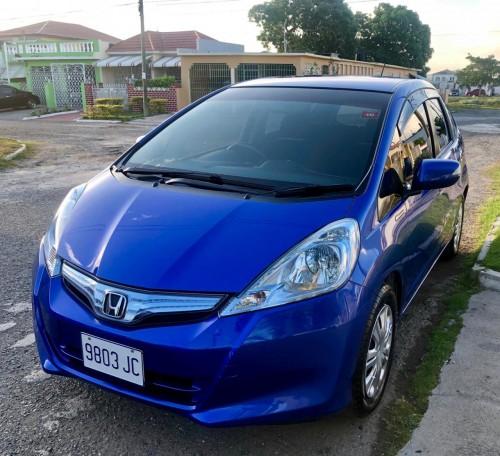 2012 Honda Fit Hybrid