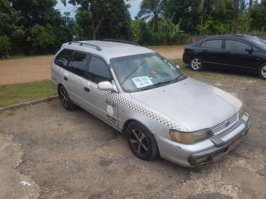 1998 Toyota G Touring