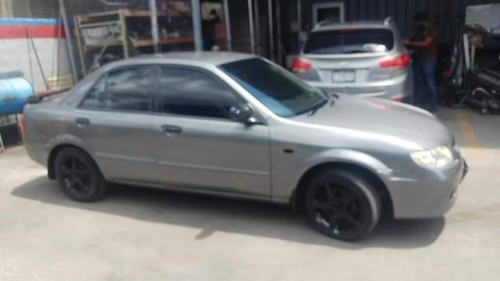 2002 Mazda Familiar $380k Negotiable!