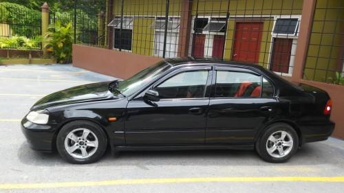 2000 Honda Civic $495k Negotiable!