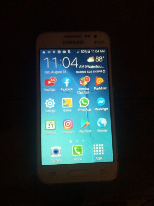 Samsang Galaxy Core Prime For Sale Full Up Just Cr