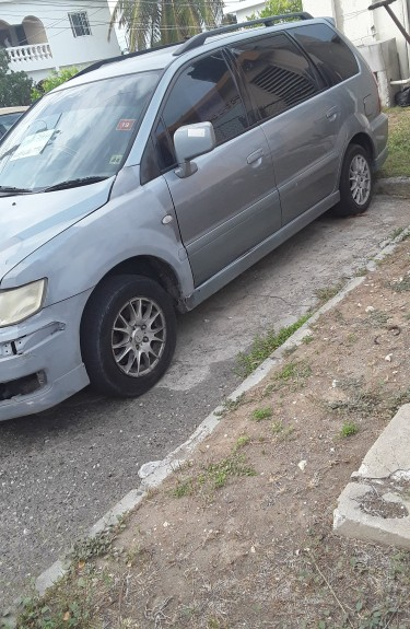 2003 Mitsubishi Space Wagon