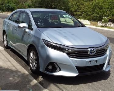 2014 Toyota Sai