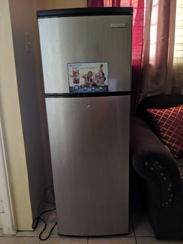 Fridge For Sale In Great Condition (8.2 CU